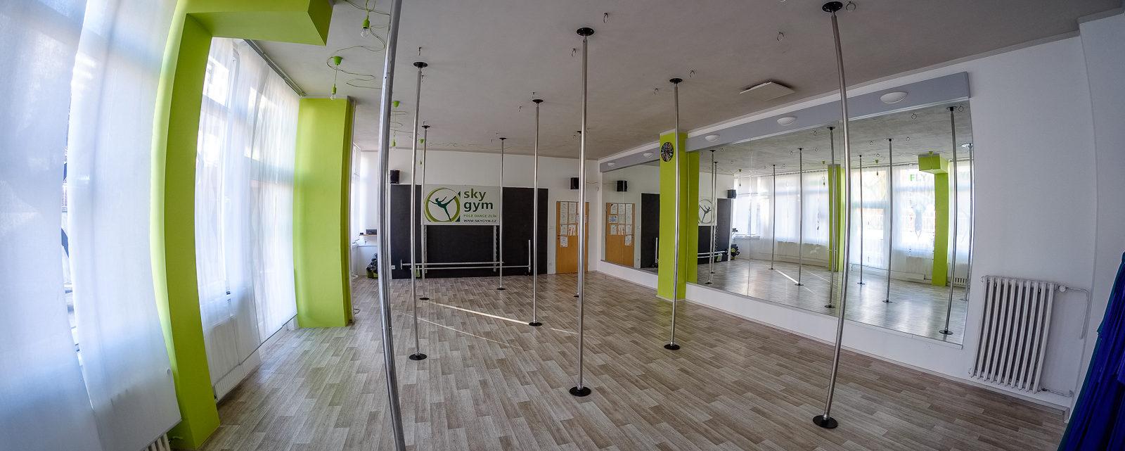 3. Sky Gym